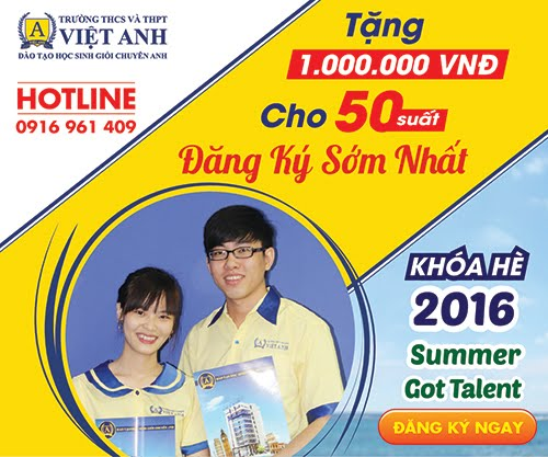 Khóa Học Hè Hấp Dẫn Nhất Hiện Nay Dành Cho Học Sinh THCS và THPT