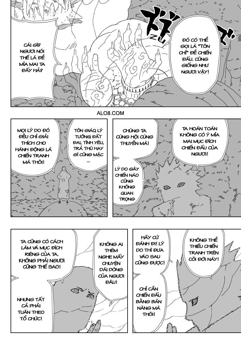 Naruto chap 329 Trang 9 - Mangak.info