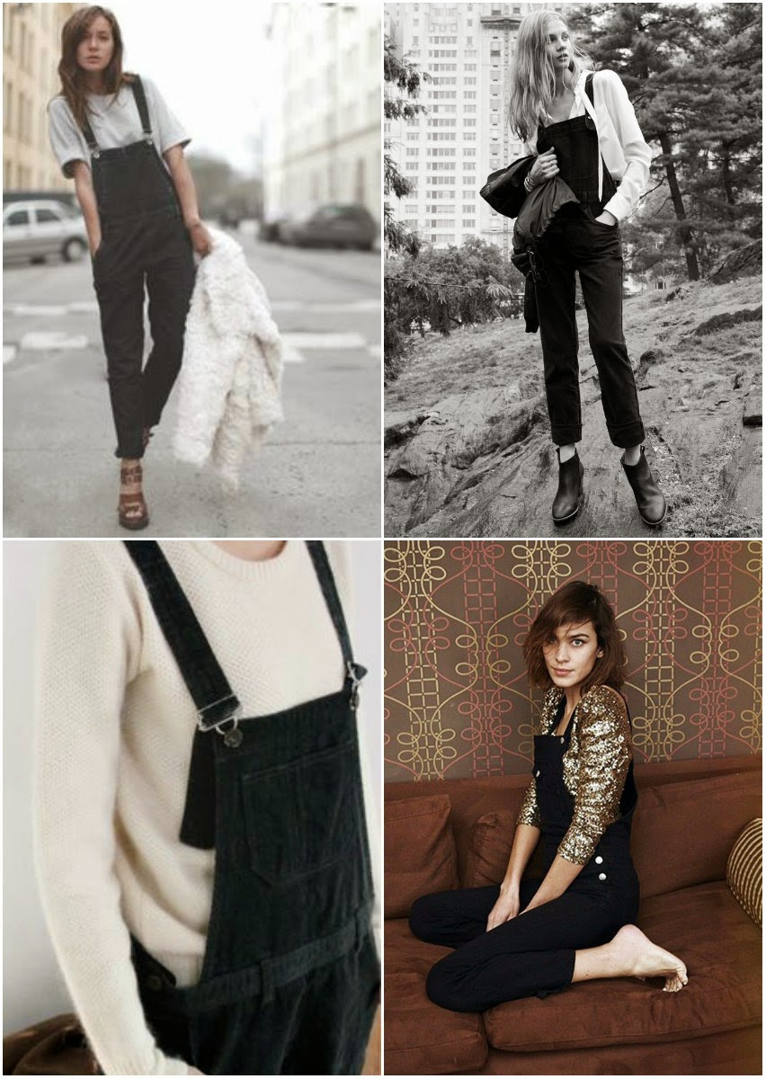 Currently #31 Crushing on…Dungarees.