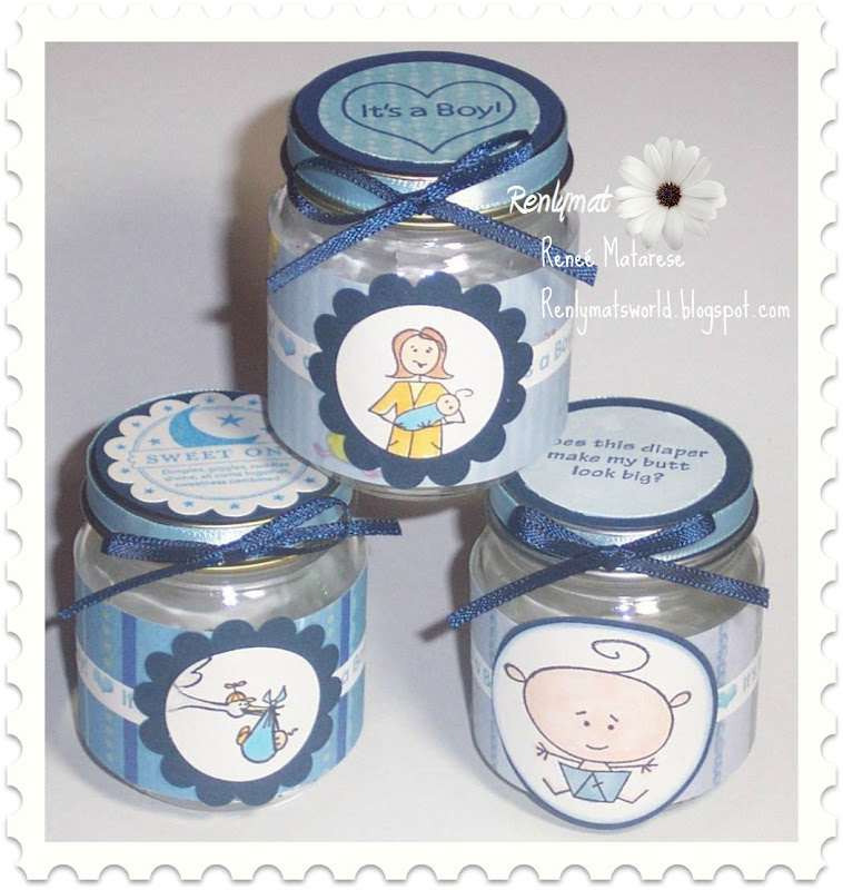 Renlymat's World: It's a boy baby shower favors 758 x 800