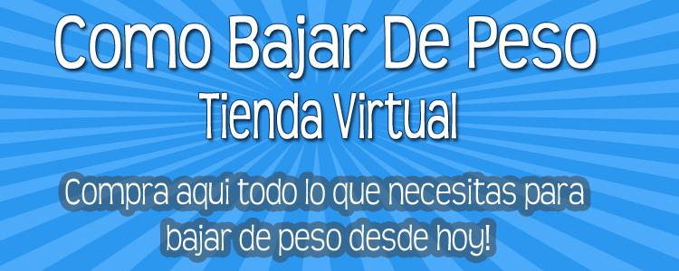 tienda virtual para bajar de peso