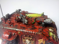 LAND RAIDER BLOOD ANGELS - WARHAMMER 40000 6