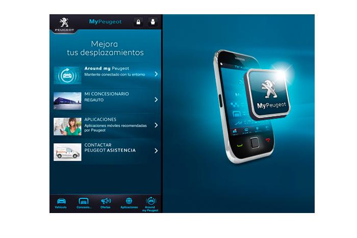 MyPeugeot para Smartphone