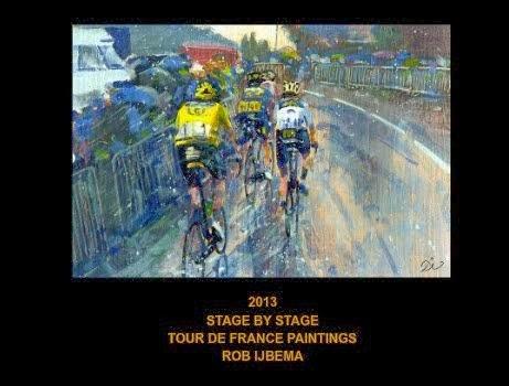 Tour de France 2013 book