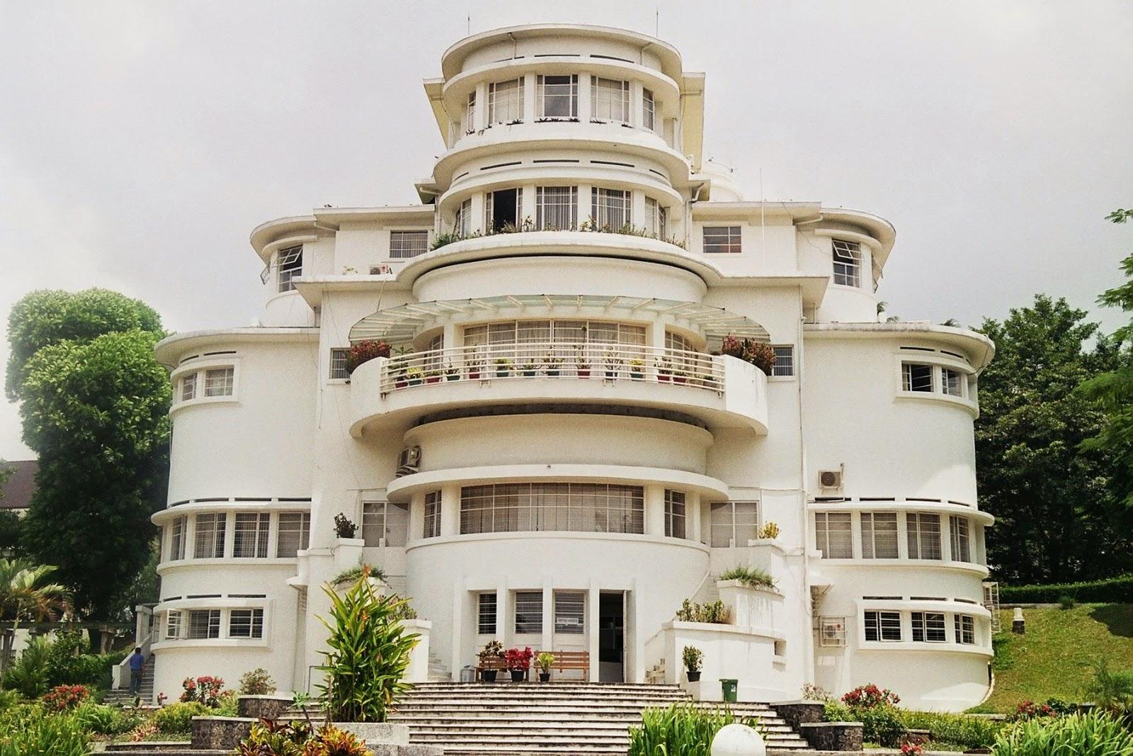 Villa Isola Art Deco