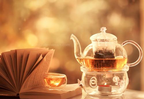 Soğuk Çay Kitap Sevdirir