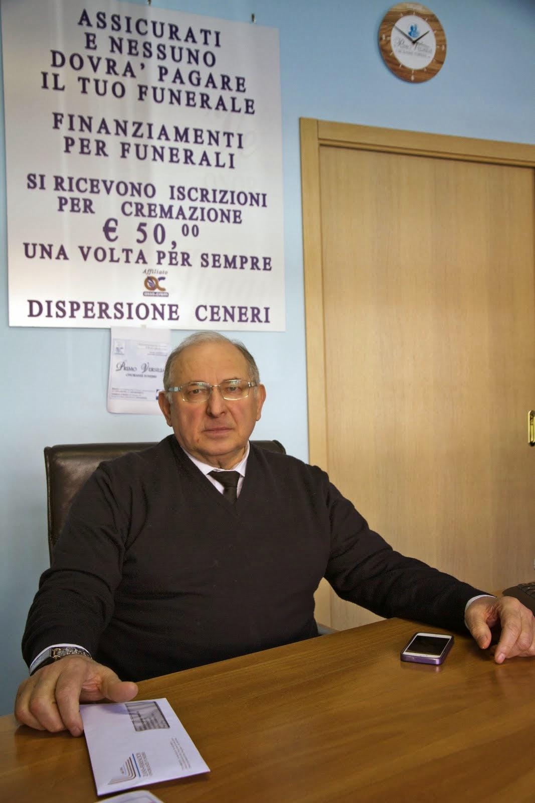 Fondatore Versilia Onoranze