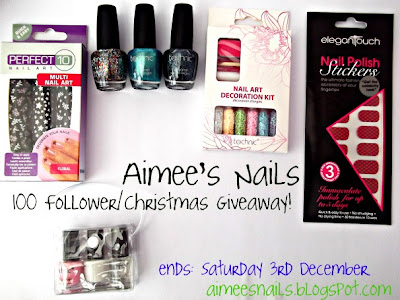 Aimee's Nails Giveaway!