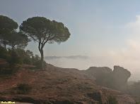 La Trona des del Collet dels Tres Termes. Autor: Carlos Albacete