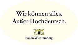 Estado Baden-Wuerttemberg