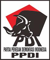 Lambang Partai Penegak Demokrasi Indonesia - PPDI
