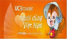Uc browser tiếng việt