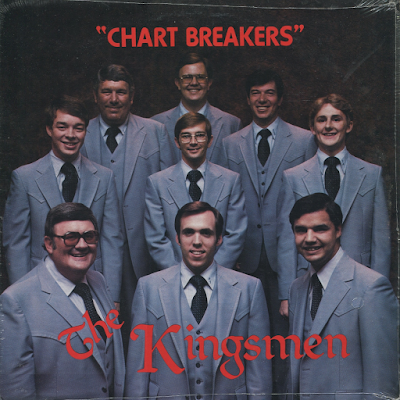 The Kingsmen Quartet-Chart Breakers-
