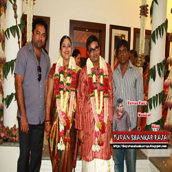 Yuvan in Selvaraghavan Marriage