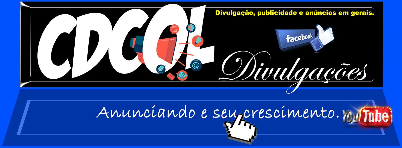 Divulgue sua marca no (CDCOL)