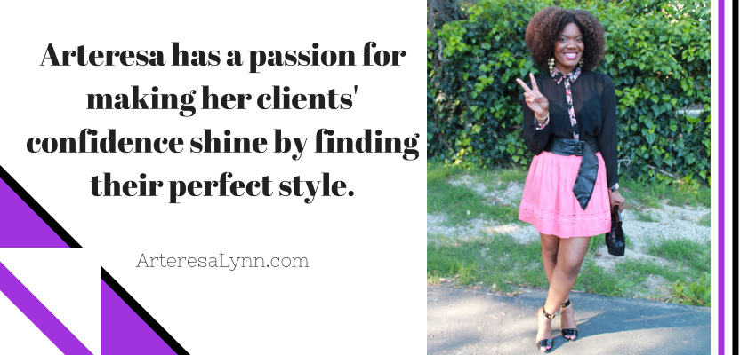 Arteresa Lynn Affordable Personal Stylist Los Angeles via Cute LA