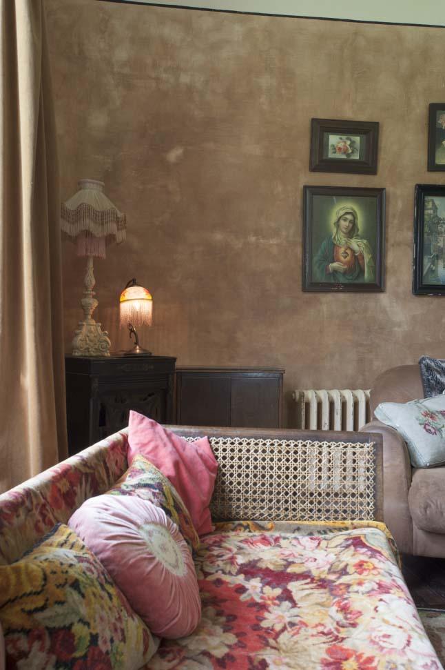 Blog de decora o puxe a cadeira e sente linda casa decorada no estilo colonial vintage em - Casas decoradas estilo vintage ...