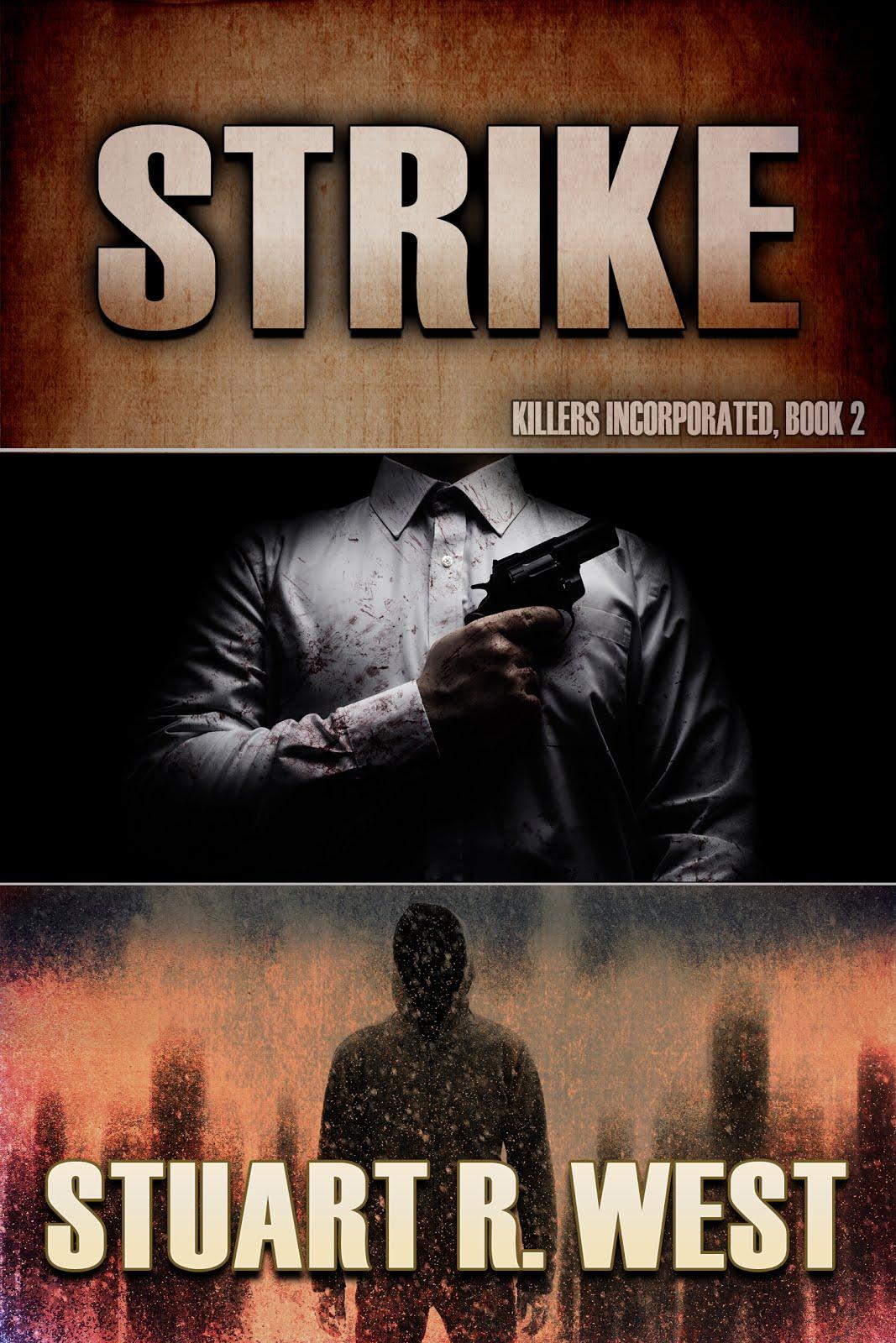 Strike (Killers Incorporated Book #2)