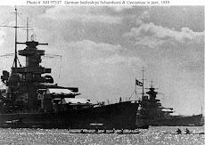 El Scharnhorst y el Gneisenau