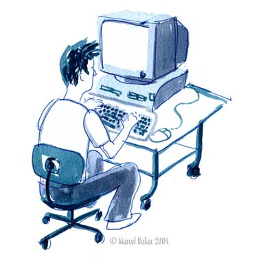 Foto Komputer