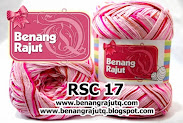 NEW ITEMS - RAYON SEMBUR SPLASH RSC 17