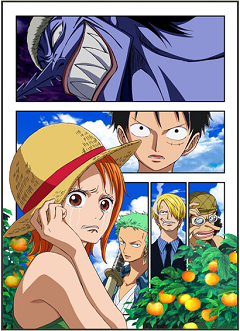 One Piece Ova Episode Of Nami