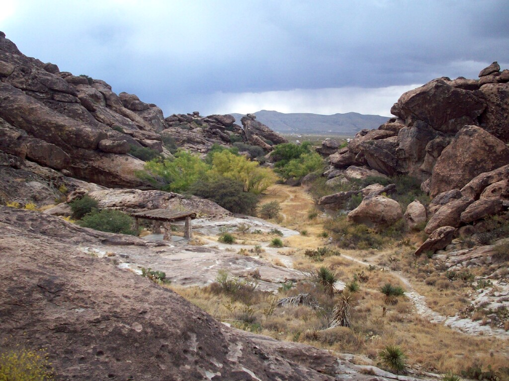Gary And Delys Rv Travels Hueco Tanks State Historic Site