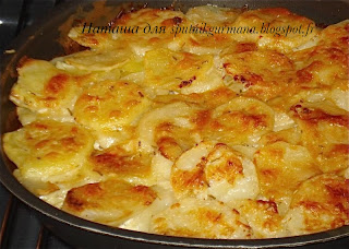 Картофель с розмарином от Наташи