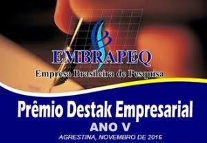 Clique e conheça as empresas e profissionais Destaques 2016 em Agrestina