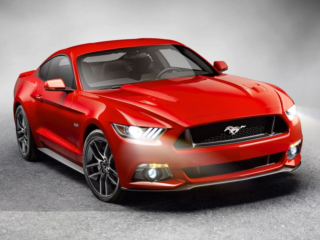 2015 Ford Mustang Might Get Diesel, HYbrid, and Electric Powertrains