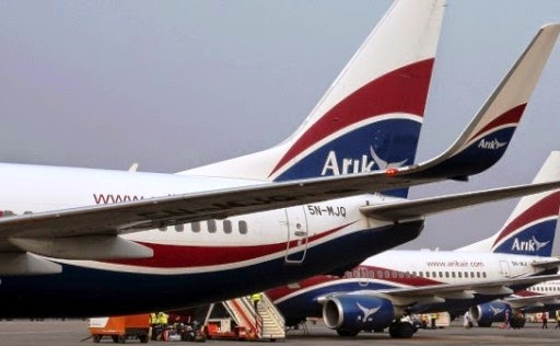 Suspected Stowaway Dies In Arik Air Plane In Lagos