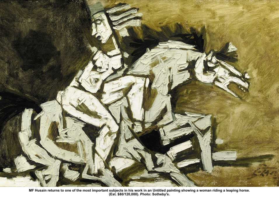 maqbool fida husain and his best Maqbool fida husain (1915 - 2011) was a modern indian painter of international acclaim, and a founding member of the progressive artists group of bombay (pag).