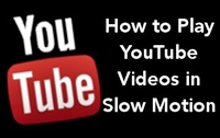 How to Play YouTube Videos in Slow (or Fast) Speed