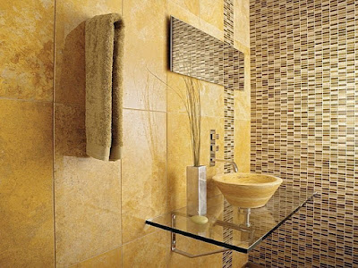 Bathroom wall tile designs