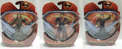 Man of Steel Movie Masters 2013 Mattel Play Arts Kai Square Enix toy Commercials Exploders Speed Flyers Leaked Spoilers Mattel Zod Robot Army Black Zero Spaceship FlightSpeeders Stretchy Figures
