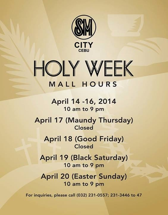 Holy-Week-2014-Mall-Hours-SM-City