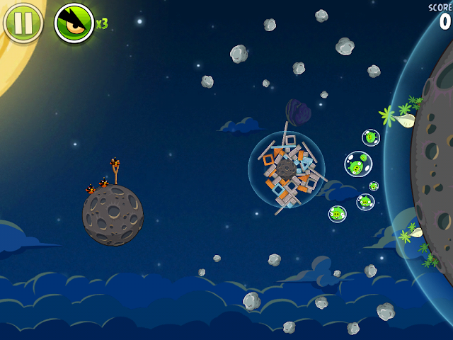 angry birds space imagem 1