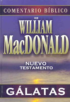 William MacDonald-Comentario Bíblico-Nuevo Testamento-Gálatas-