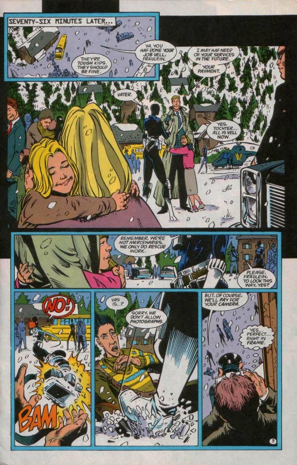 Deathstroke (1991) Issue #55 #60 - English 4