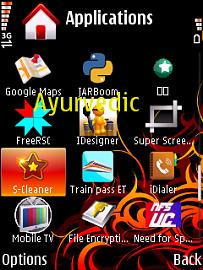 Super Cleaner v1.00 والمفاجأة Pyton screenshot00061.png