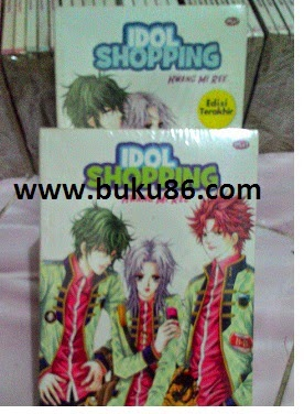 Komik Idol Shopping by Hwang Mi Ree Bekas