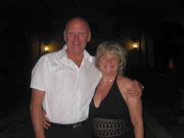 23 Décembre 2008 on part en vacances à Riviera Maya au Mexique.