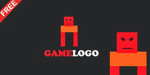 free game logo template