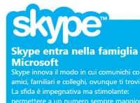 Scarica Skype 6