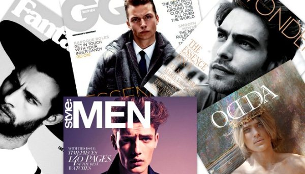 Men's Fashion Magazines September Issues