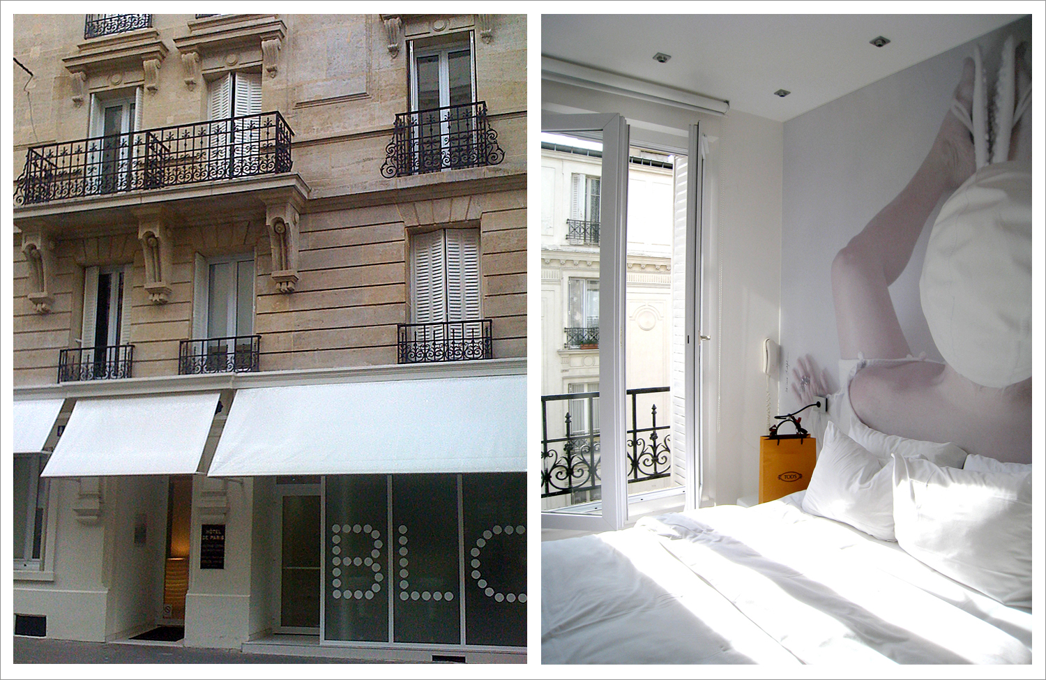 The gallery paris weekend highlights for Blc hotel paris