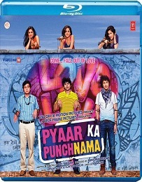 Pyaar Ka Punchnama (2011) BluRay