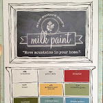 Miss Mustard Seed's Milk Paint!!