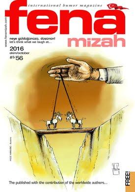 fenamizah e-dergi • no: 56 • Ekim-2016