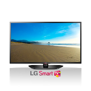 LG 55LN5710 55-Inch 1080p 120Hz Smart LED HDTV Review